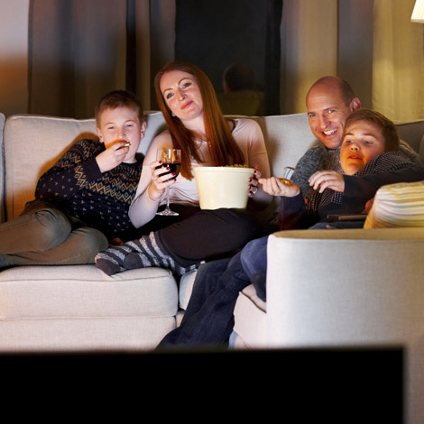 Video on demand bij interactieve tv