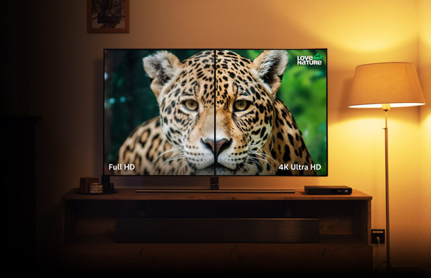 Ziggo test doorgifte 4K Ultra HD via DVB-C