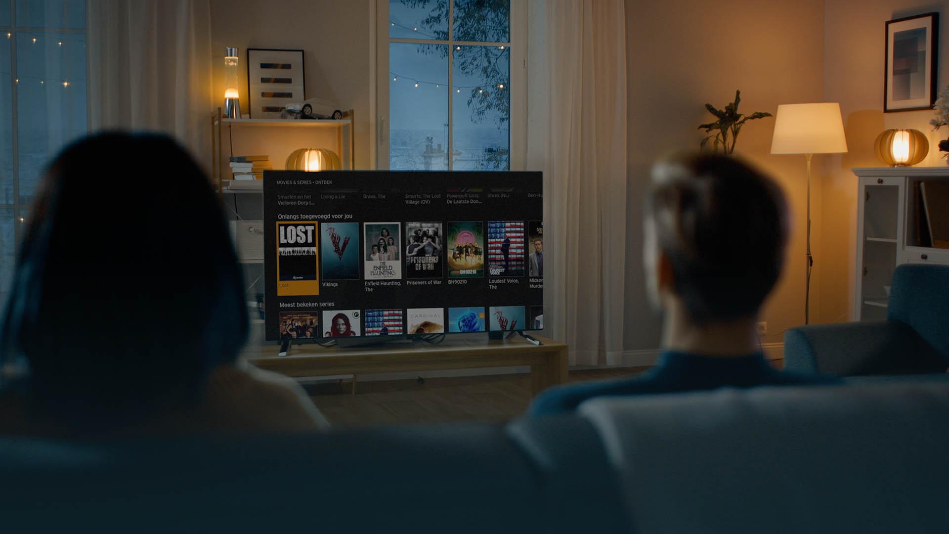 Vergelijk internet, tv en bellen
